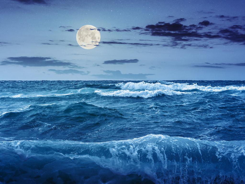ocean-tides