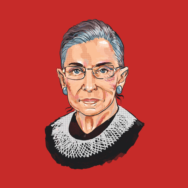Image result for justice ginsburg cartoons